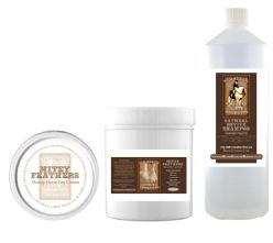 Mitey Feathers Cream/Oatmeal Revive Shampoo Bundle